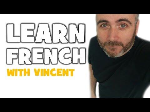 Learn French # The past participle # Le participe passé