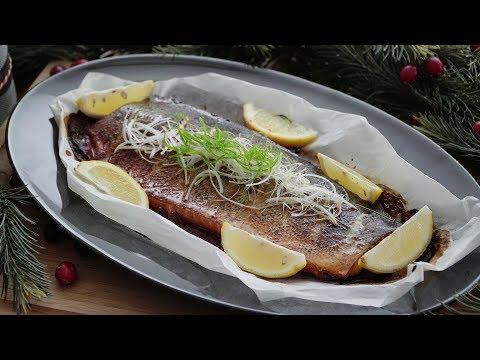 Baked Miso Salmon - 烤味噌三文鱼