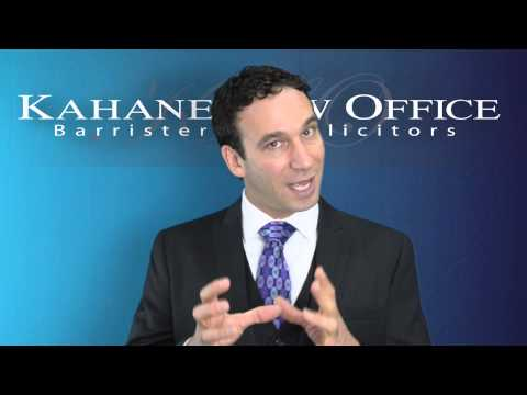 Property Exempt from Division in Divorce by Kahane Law Office