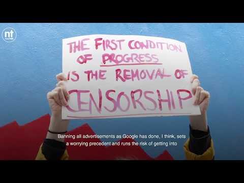 Google blocks ads for 8th Amendment referendum