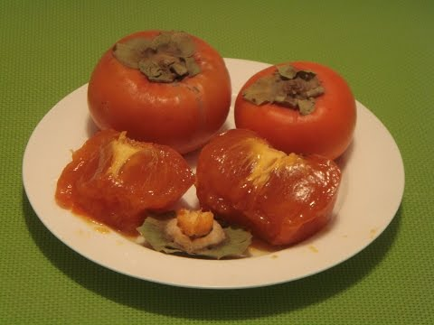 Sharon Fruit: How to Eat Fuyu Persimmon