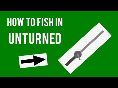 How To Fish In Unturned
