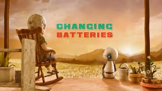 Changing Batteries: Short Animation Film on Human-Robot Relationship