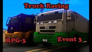 Truck Racing   Event By Staff   B-zone - Let