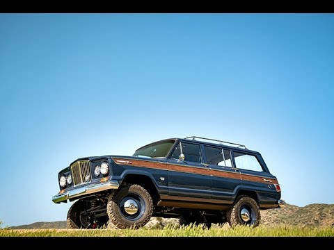 ICON 1965 KAISER JEEP WAGONEER REFORMER