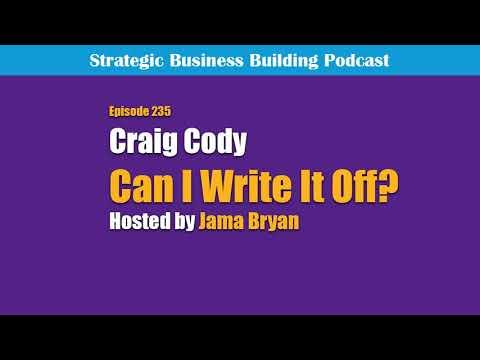 Craig Cody - Can I Write It Off?