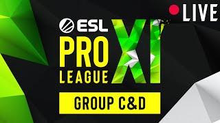 LIVE Evil Geniuses Vs FURIA Esports ESL Pro League Season 11 Group C