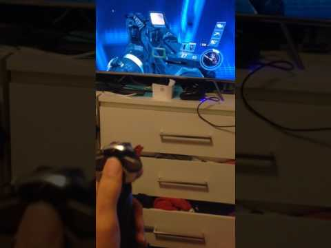 One Handed Flight Stick Controller for PS4 - COD Infinity Warfare