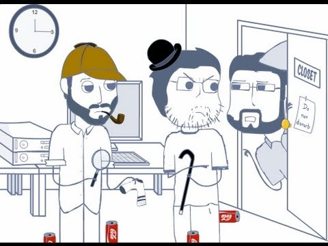 Rooster Teeth Animated Adventures - Signs & Shotguns