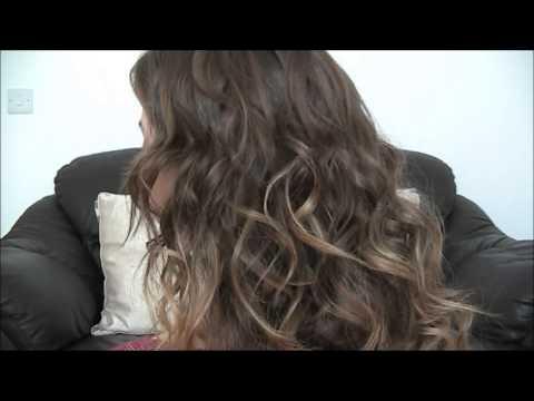Messy Waves | Serena Van Der Woodsen | Gossip Girl | Tutorial