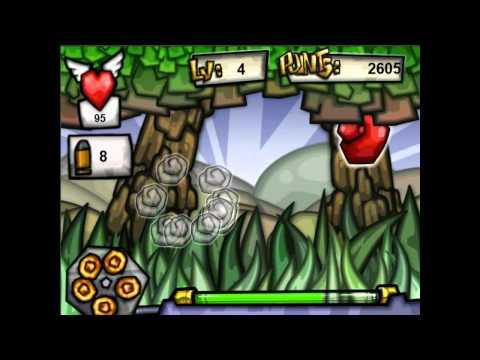 Construct 2 Game: Fruit Shoot