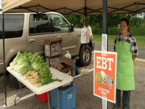 Farmers Markets Accepting EBT