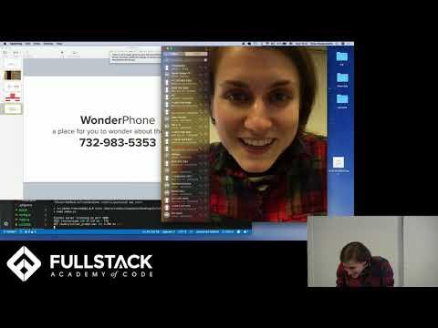 Stackathon Presentation: Wonder Phone