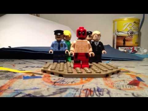 How to make a lego deadpool ultimate (dansk)