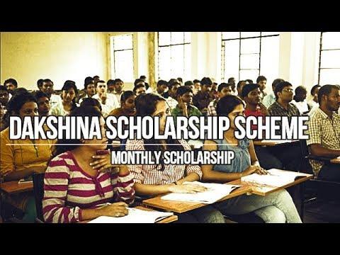 Dakshina Scholarship Scheme in Maharashtra