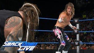 Dolph Ziggler vs. Bray Wyatt - If Wyatt wins, he is No. 1 Contender: SmackDown Live, Aug. 2, 2016