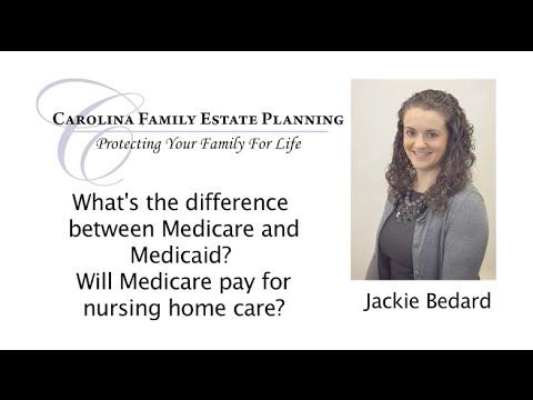 Medicare vs Medicaid | Cary NC | Carolina Family Estate Planning