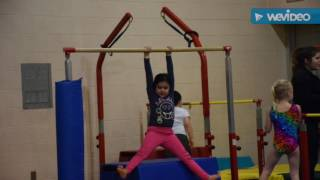 Danielle & Naji Gymnastics