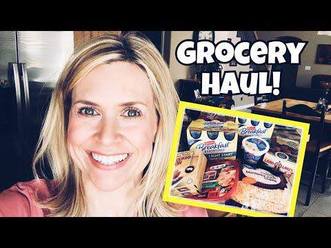 GROCERY HAUL!   Walmart & Harmon's   June, 2018   Traci B