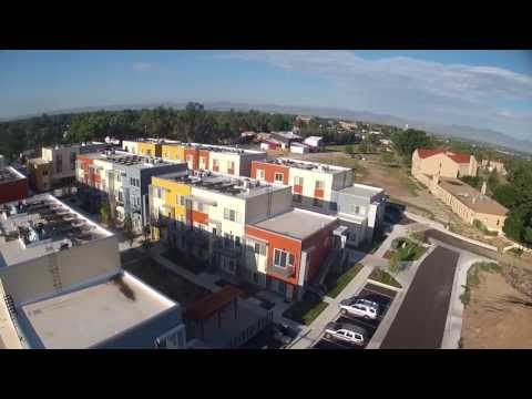 Aerial Videography by Jay Greco: Aria Apartments