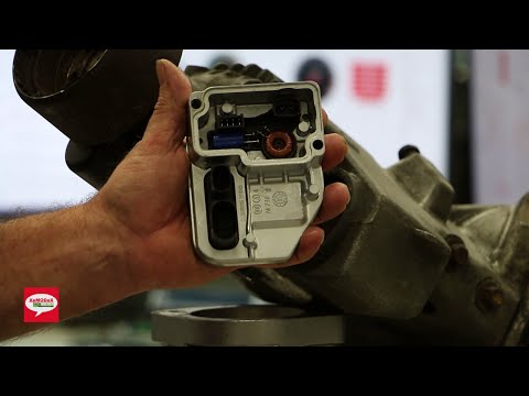 Volvo Haldex AWD Differential Electronic Module, Pump and Filter Removal Procedure