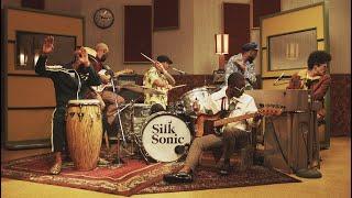 Bruno Mars, Anderson .Paak, Silk Sonic - Leave the Door Open [Official Video]