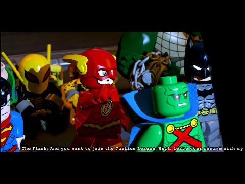 LEGO Batman: 3 Beyond Gotham - Level 5: The Big Grapple (Batman/Joker/Killer Croc/Cheetah/more)