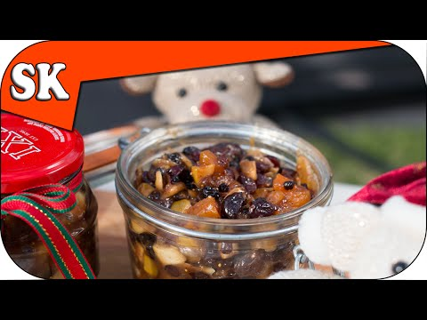 Luxury Mincemeat - How to make Mincemeat - Fruit Mince Pies