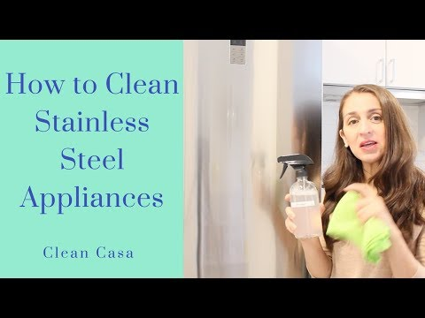 How to Clean Stainless Steel Appliances | Clean Casa