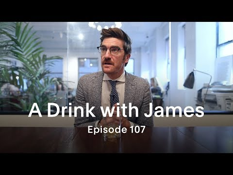 A Drink with James Episode 107 - Instagram Questions, Getting Out of Ruts, Aggregated Content