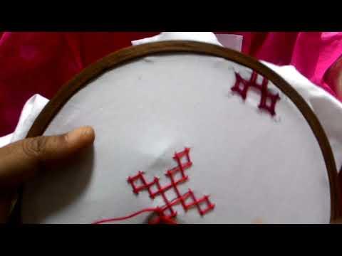 3.Sindhi embroidery, sindhi tanka,kutch work,gujrati stitch.