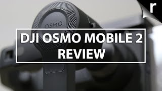 DJI Osmo Mobile 2 Review ft. GadgetsBoy