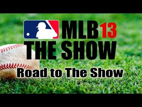 MLB 13 - Road to Show Episode 3