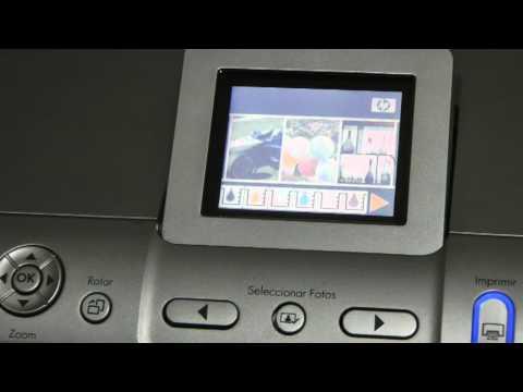Hp Photosmart 8250 con cartucho recargable