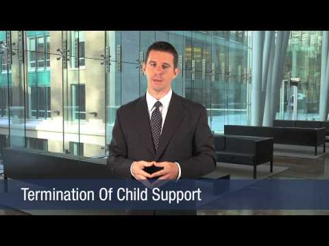 Termination Of Child Support
