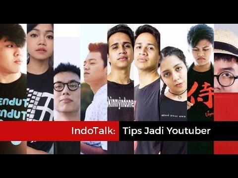 Tips jadi Youtuber ala Fathia izzati , Skinnyindonesian24 , Reza Oktovian , Agung Hapsah , dll)