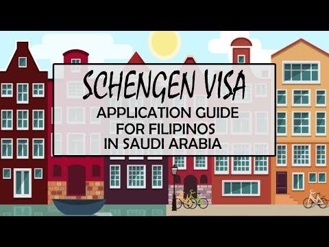 Schengen Visa Application for Filipino   Effective Guide