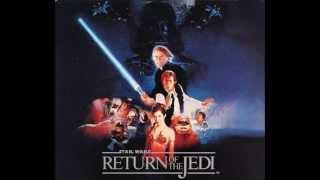 Return of the Jedi: Luke Vs Vader  (Blue Lightsaber) HD