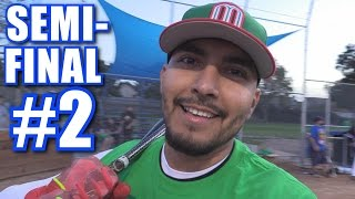 BOBBY VS. BENNY! | Offseason Softball League | Semi-Final #2