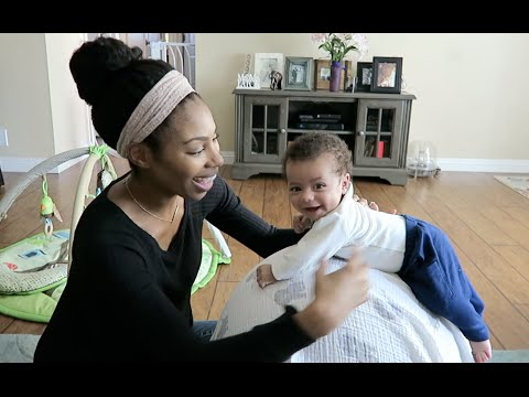 Occupational Therapy: Tummy Time Activities for Babies!
