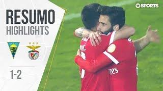 Highlights   Resumo: Estoril 1-2 Benfica (Liga #31)