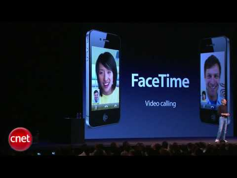 iPhone 4 Video Calling,