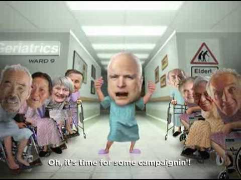 JibJab.com - Time for Some Campaignin'