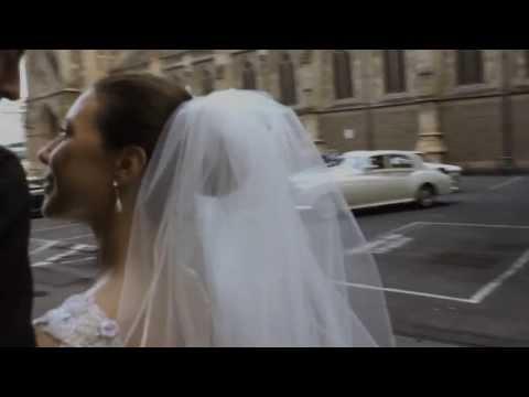 Videographer Melbourne - Bruno & Lisa's Wedding (ProProducer)