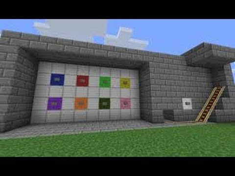 How to Build a Vending Machine on Minecraft (Xbox 360 Edition)