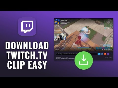 How to Download a Twitch Clip
