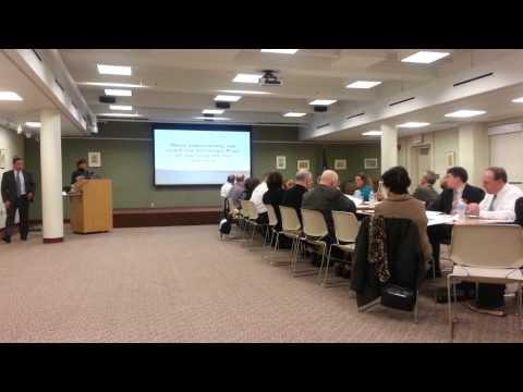Wallingford School Superintendent, Board of Education Chairwoman Describe Strategic Plan