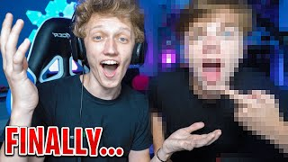 I met my Fortnite duo in REAL LIFE for the first time...