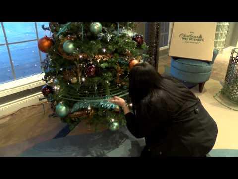 Christmas Tree Defender Barrier System on KOAM
