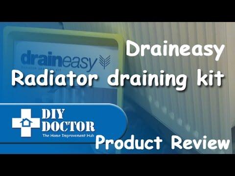 Draineasy radiator draining kit